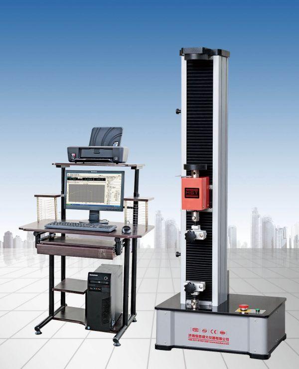 500N/1KN/2KN数显全自动弹簧拉压试验机
